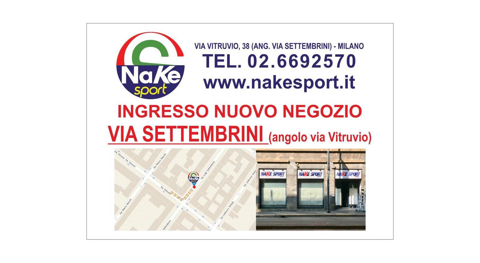 8bfab4e58 NaKe Sport - negozio di articoli sportivi